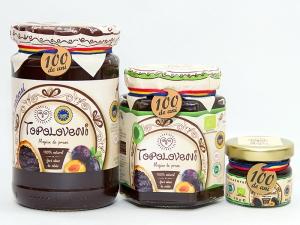 Topoloveni, brand romanesc cu traditie